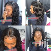 """20"""" Human Hair Bundles With A Frontal 