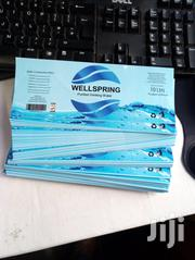 Stickers And Water Labels Printing Free Delivery | Other Services for sale in Nairobi, Nairobi Central