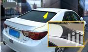Rear Roof Factory-style Spoiler. For Toyota Mark X, New Shape   Vehicle Parts & Accessories for sale in Nairobi, Nairobi Central