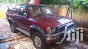 Toyota Surf 1990 Red | Cars for sale in Nairobi, Kileleshwa