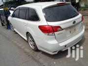 Subaru Legacy 2012 White | Cars for sale in Nairobi, Landimawe