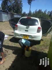 Nissan March 2012 White | Cars for sale in Nakuru, Nakuru East