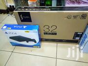 Ps4 500gb +32 Tv. Affordable Combo"