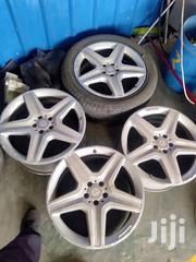 Original Benz Rims 20"