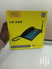 SQ LS 930 Desktop Wireless Telephone GSM Fixed Phone Dual Sim | Home Appliances for sale in Nairobi, Nairobi Central