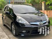 Honda Fit 2012 Automatic Black | Cars for sale in Mombasa, Majengo
