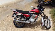 Haojue HJ125-11A 2017 Red   Motorcycles & Scooters for sale in Mombasa, Bamburi