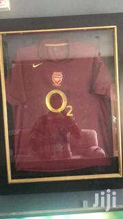 ORIGINAL ARSENAL  INVINCIBLE SIGNED JERSEY | Home Accessories for sale in Mombasa, Mji Wa Kale/Makadara