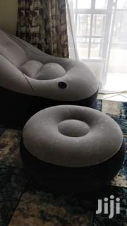 Inflatable Seat With A Footrest | Furniture for sale in Nairobi, Nairobi Central
