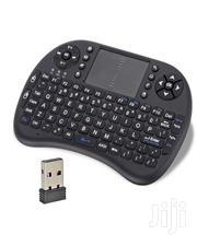 Wireless Mini Keyboard With Touch Pad Mouse And LED Light – Black | Computer Accessories  for sale in Nairobi, Nairobi Central