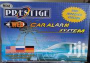 Prestige Alarm With Engine Immobilizer, Free Installation | Vehicle Parts & Accessories for sale in Nairobi, Kasarani