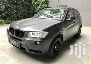 BMW X3 2013 xDrive35i Gray | Cars for sale in Mombasa, Tudor