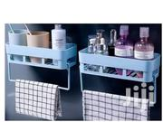 Bathroom Organizer With A Towel Hanger | Home Accessories for sale in Nairobi, Nairobi Central