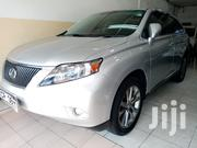 Lexus RX 2010 Silver   Cars for sale in Mombasa, Majengo