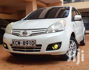 Nissan Note 2012 White | Cars for sale in Nairobi, Parklands/Highridge