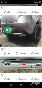 Universal Dual Exhaust Rear Diffuser | Vehicle Parts & Accessories for sale in Nairobi, Nairobi Central