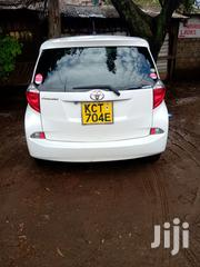 Toyota Ractis 2011 White | Cars for sale in Nairobi, Nairobi Central
