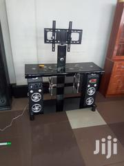 Tv Stand With Bracket & Speakers | Furniture for sale in Mombasa, Shanzu