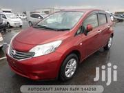 Nissan Note 2013 Red | Cars for sale in Nairobi, Ngando