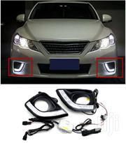 Aftermarket DRL Fog Covers: For Toyota Mark X: Yr2010/13 | Vehicle Parts & Accessories for sale in Nairobi, Nairobi Central