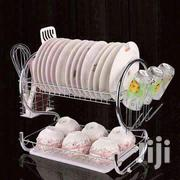 2 Layers Stainless Steel Dish Drainer   Kitchen & Dining for sale in Nairobi, Nairobi Central