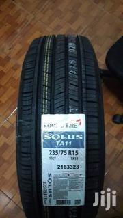 235/75r15 Kumho Tyre's Is Made In Korea | Vehicle Parts & Accessories for sale in Nairobi, Nairobi Central