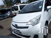 Toyota Ractis 2011 White | Cars for sale in Nairobi, Ngara