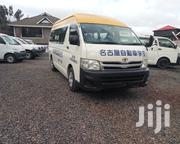 Toyota Hiace 2012 White | Buses & Microbuses for sale in Nairobi, Nairobi South