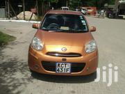 Nissan March 2010 Brown | Cars for sale in Mombasa, Shanzu