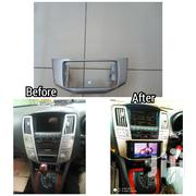 Double Din Radio Fascia Console For Toyota Harrier Lexus | Vehicle Parts & Accessories for sale in Nairobi, Nairobi Central