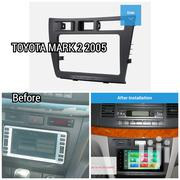 Double Din Fascia Console For Toyota Mark Ii 2005 | Vehicle Parts & Accessories for sale in Nairobi, Nairobi Central