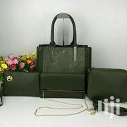Jungle Green 4in1 Handbag | Bags for sale in Mombasa, Bamburi