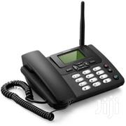 3G/4G GSM Table Phone With Fm - 2 SIM | Home Appliances for sale in Nairobi, Nairobi Central