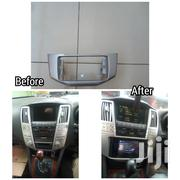 Double Din Radio Fascia Console For Toyota Harrier Lexus Rx300 | Vehicle Parts & Accessories for sale in Nairobi, Nairobi Central