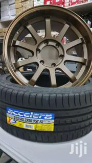 225/45/18 Accerera Tyre's Is Made In Indonesia | Vehicle Parts & Accessories for sale in Nairobi, Nairobi Central