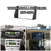 Toyota Corolla Nze Fielder Fascia Panel Year 2001-2006 | Vehicle Parts & Accessories for sale in Nairobi, Nairobi Central