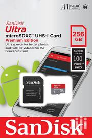 Sandisk 256gb Ultra Uhs-I Microsdxc Memory Card | Accessories for Mobile Phones & Tablets for sale in Nairobi, Nairobi Central