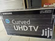 Samsung 55 Inch Curved Uhd Smart Tv | TV & DVD Equipment for sale in Nairobi, Nairobi Central