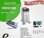 Greatly Discounted Ricoh Aficio Sp5200 With Binder and Laminator | Computer Accessories  for sale in Nairobi, Nairobi Central