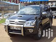 Toyota Fortuner 2008 Black | Cars for sale in Nairobi, Nairobi West
