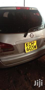 Nissan Wingroad 2008 Silver | Cars for sale in Nairobi, Mountain View