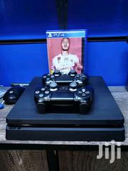 Ps4 With Two Pads And FIFA | Video Games for sale in Uasin Gishu, Huruma (Turbo)
