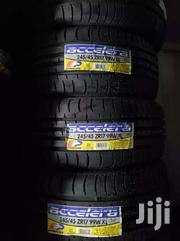 245/45/17 Accerera Tyre's Is Made In Indonesia | Vehicle Parts & Accessories for sale in Nairobi, Nairobi Central
