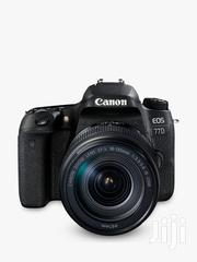 Canon EOS 77D DSLR Camera With 18-135mm USM Lens | Photo & Video Cameras for sale in Nairobi, Nairobi Central