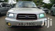 Subaru Forester 2003 Automatic Silver | Cars for sale in Nairobi, Ngara