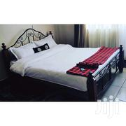 5 By 6 Bed And Matress In Pristine Condition For Sale | Furniture for sale in Nairobi, Nairobi West