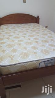 Bed 5 X 6 With Mattress | Furniture for sale in Nairobi, Kilimani