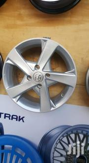 Sliver Toyota Sports Rims Size 14set | Vehicle Parts & Accessories for sale in Nairobi, Nairobi Central