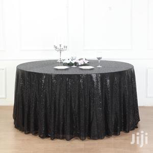 Sequin Table Fabrics For Sale