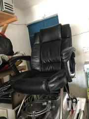 Leather Office Chair For Sale | Furniture for sale in Mombasa, Shanzu